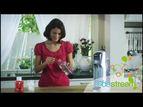 How To Use Your Sodastream Jet Soda Maker Youtube