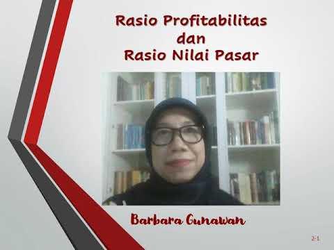 RASIO PROFITABILITAS DAN RASIO NILAI PASAR