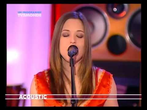 Natasha St-Pier - Tu Trouveras (Acoustic TV5 18.02.2006)
