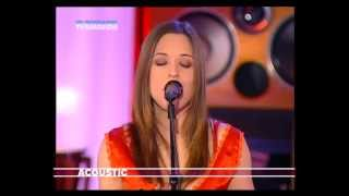Natasha St-Pier - Tu Trouveras (Acoustic TV5 18.02.2006)