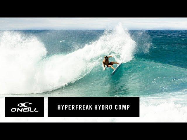 Ian Crane Wears The Hyperfreak Hydro Comp Boardshort | O'Neill