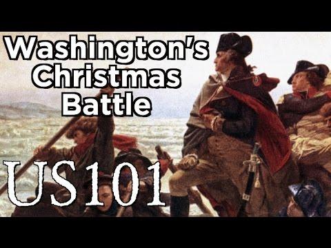 George Washington Christmas Meme.George Washington S Christmas Battle Us 101