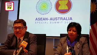 Najib to attend Australia-Asean Special Summit 2018 in Sydney