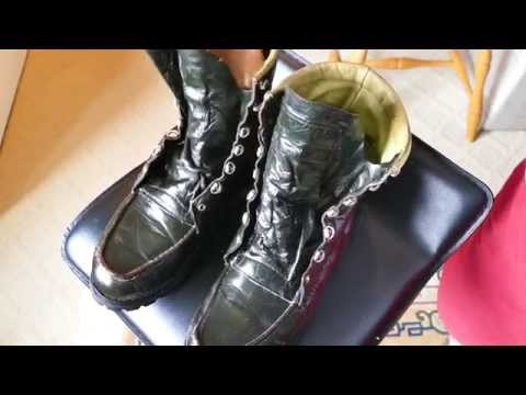 Browning Featherweight Kangaroo Boots USA In 4k UHD