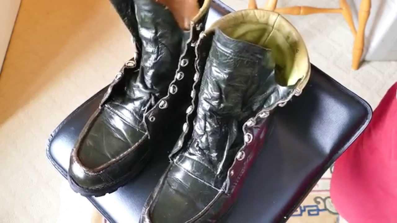 Browning Featherweight Kangaroo Boots
