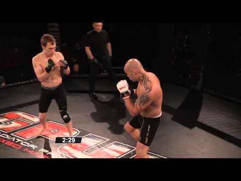 John Doody vs David Johnson - Throwdown Fight Night IV - MMA