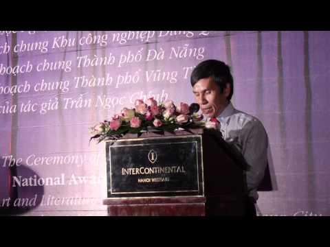[VIG CS] Lễ đón nhận Giải thưởng nhà nước - Tác giả KTS Trần Ngọc Chính - P3