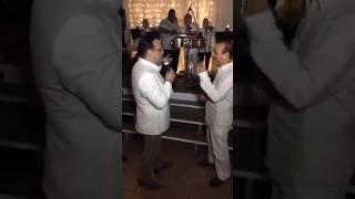 Soneros en la boda de Tito Nieves cautivan el público
