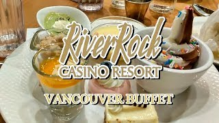 RIVER ROCK SEAFOOD Buffet