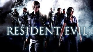 RESIDENT EVIL 6 - Gameplay #2 / Deutsch 1080p