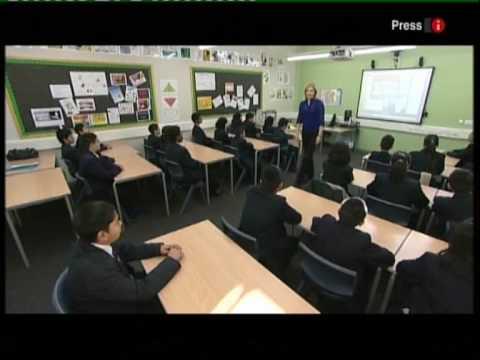 Valentines High School On BBC News YouTube