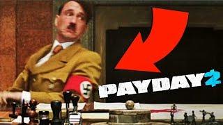 ADOLF HIT**R SU PAYDAY 2?!?! Il nuovo Payday 2 - Raid: World War II