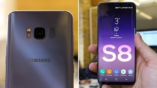 Samsung Galaxy S8 Hands On: The Most Exciting Smartphone of 2017!?