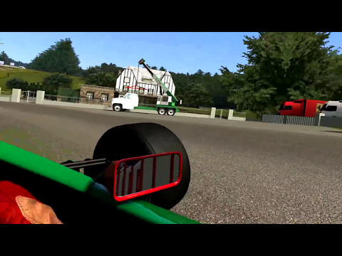 Assetto Corsa - Spa - Jordan 1991 - M. Schumacher
