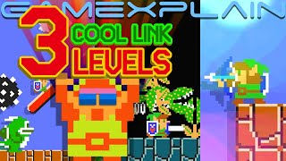 3 Cool Link Levels in Super Mario Maker 2's 2.0 Update (+ A Kiddy Kong Bonus)