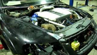 VW Touareg W12 twin turbo