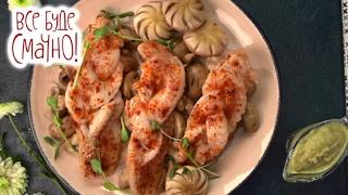видео Картофельные биточки с начинкой из шпрот