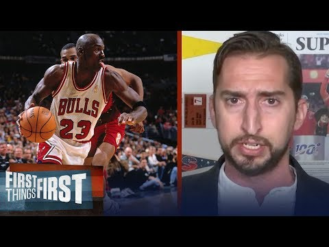 """""""The Last Dance"""" shows Michael Jordan's rise was instant — Nick Wright 