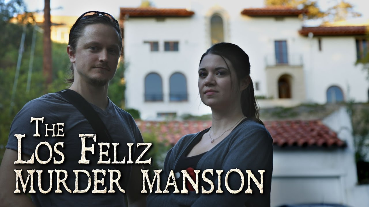 Exploring The History Of The Haunted Los Feliz Murder Mansion   Oddity  Odysseys   YouTube