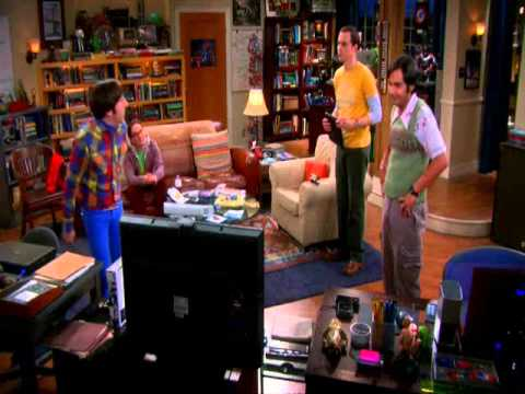 The Big Bang Theory - Words With Stephen Hawking