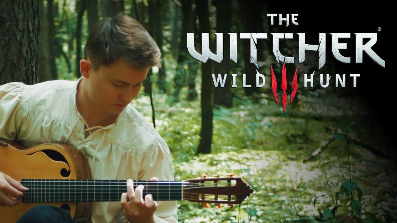The Witcher 3: Wild Hunt - Ladies of the Woods (Classical Guitar)