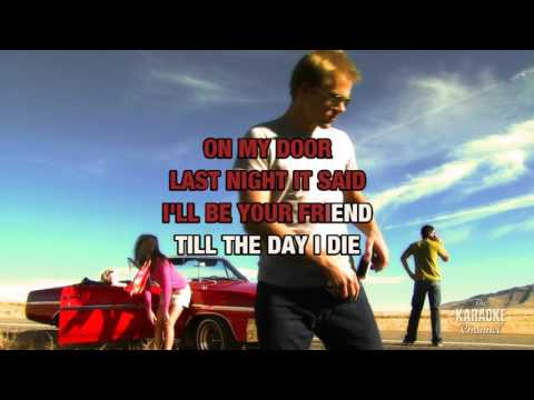 She's In Love in the style of Mark Wills | Karaoke with Lyrics
