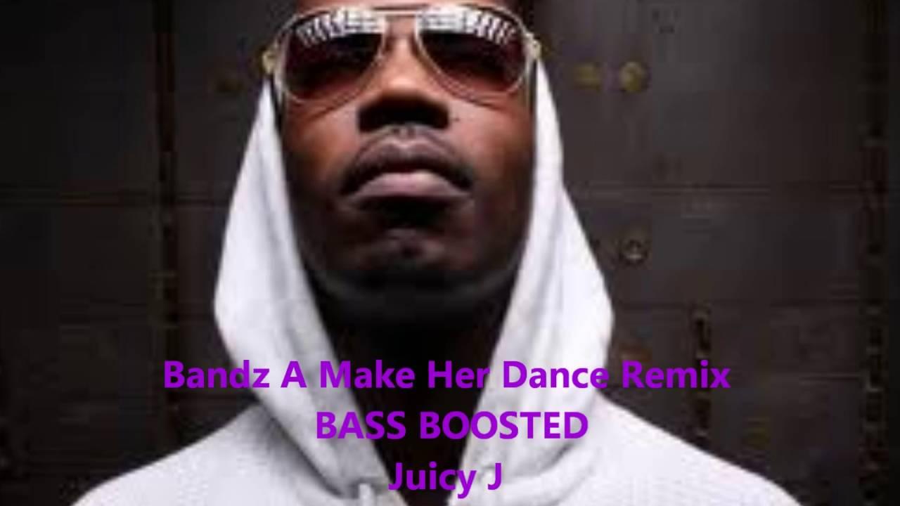 Bass Boosted Juicy J Bandz A Make Her Dance Feat Lil Wayne ...