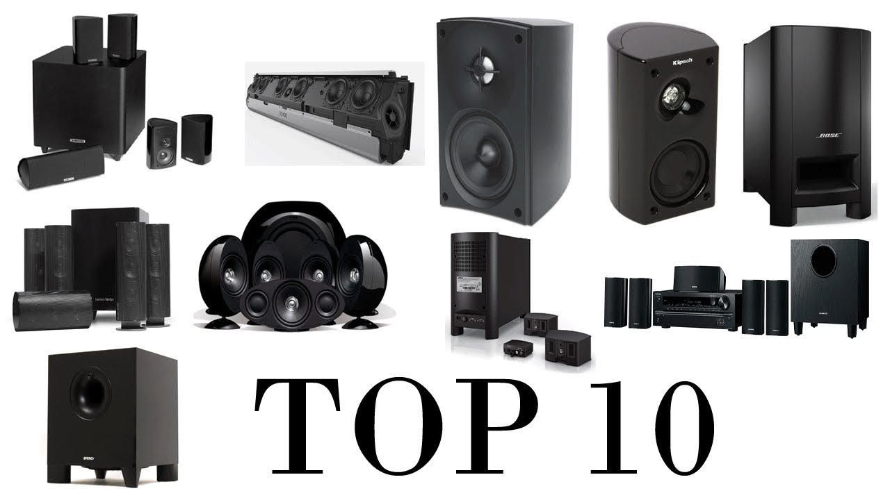 3843530b1 Top 10 Best Selling Home Theater Systems With Price 2019 - YouTube