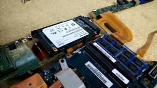 Sony laptop raid SSD data recovery