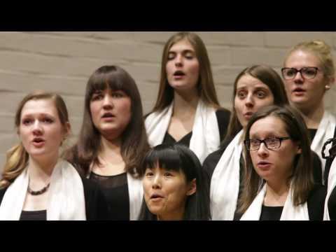 Hochschule für kath. Kirchenmusik und Musikpädagogik - Auftritt Chor