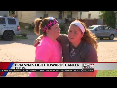 Brianna's Fight Towards Cancer