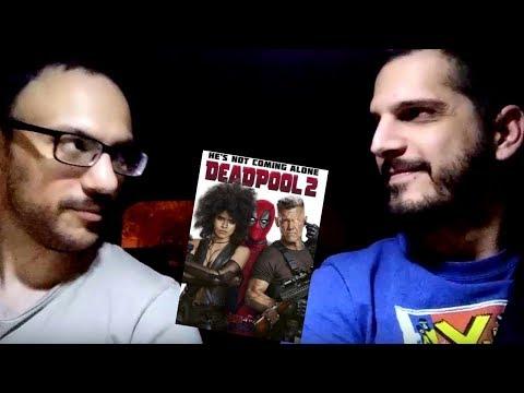 SPOILER CAR: Deadpool 2