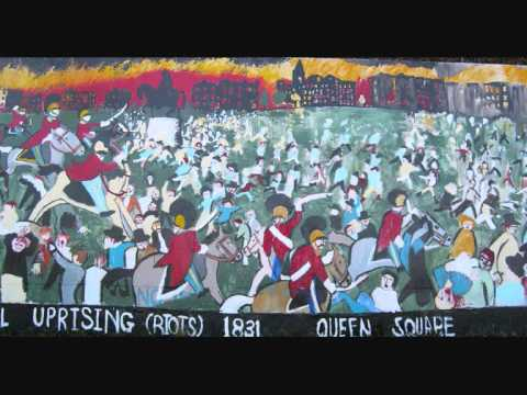 Bristol Uprising  painted by  Scott.Buchanan Barden in april 2011