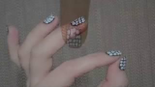 Маникюр на короткие ногти /  Manicure for short nails