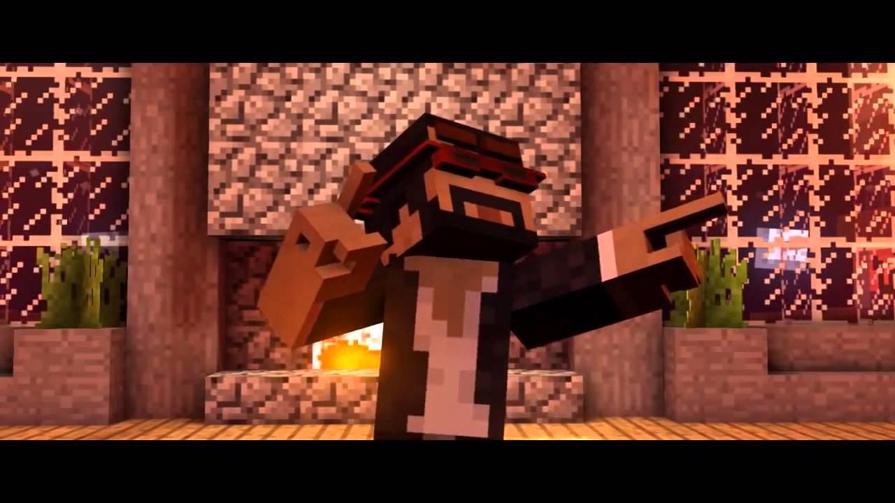 CaptianSparklez - Revenge A Minecraft Parody By CaptainSparklez