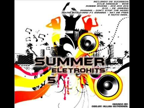 SUMMER BAIXAR O 8 CD ELETROHITS