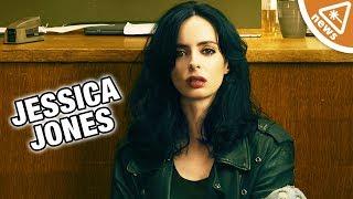 Why Jessica Jones Fans Are Googling Octopus DNA! (Nerdist News w/ Hector Navarro)