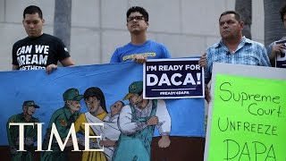 10 Days That Define the Obama Presidency: Deferred Action for Childhood Arrivals Announced | TIME