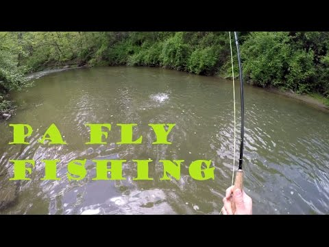 Pa fly fishing with wooly buggers and san juan worms may for Free fishing day 2017 pa