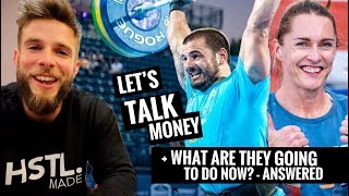 First Athletes Going To The Crossfit Games Money Is Now A Huge Factor?!