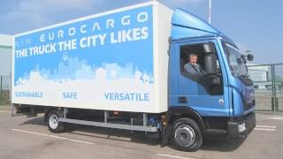 Iveco Eurocargo International Truck of the Year 2016