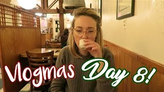 Making Pancakes For Our 8 Year Anniversary! | Vlogmas Day 23