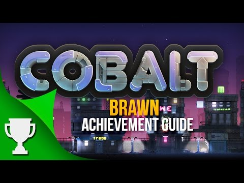 COBALT - All Combat Challenges - Brawn Achievement Guide