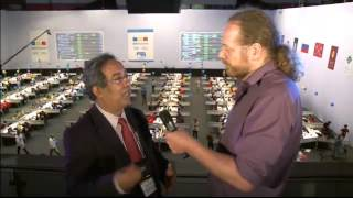 interview of dr mohammad kaykobad at acm icpc world final 2013