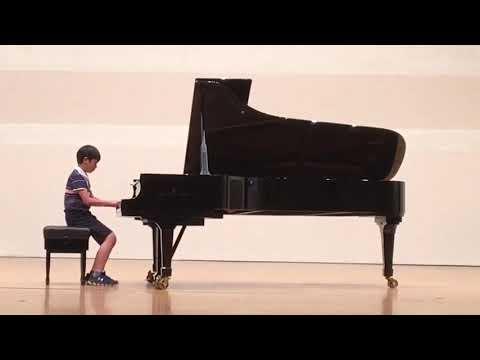 宸參加2018大臺南國際音樂大賽 - YouTube