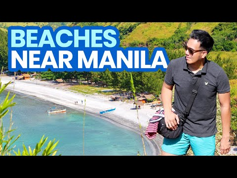 12 of the BEST BEACHES NEAR MANILA: Batangas, Zambales, Quezon and More!