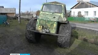 В Северном районе Новосибирской области местные жи.