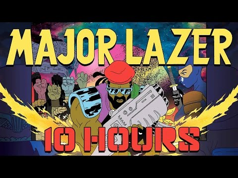 Major Lazer - Watch Out For This (Bumaye) 10 HOURS VERSION
