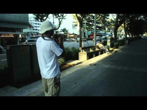 Short Film: Junku Nishimura, A Japanese Street Photographer in Singapore