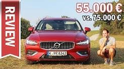 Diese Extras MÜSSEN in jeden Volvo: Kaufberatung & Konfigurations-Tipps V60, V90, XC40, XC60